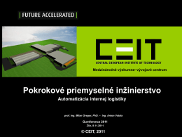 CEIT FTS - Gumference