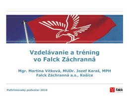 Falck Záchranná as