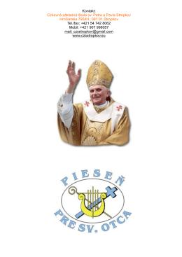 Kontakt: Cirkevná základná škola sv. Petra a Pavla Stropkov