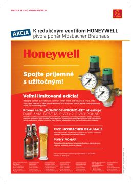 SaV 032 Akcia redukčné ventily Honeywell D06.indd