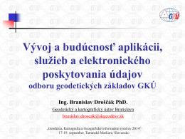 skpos - Geodetický a kartografický ústav Bratislava