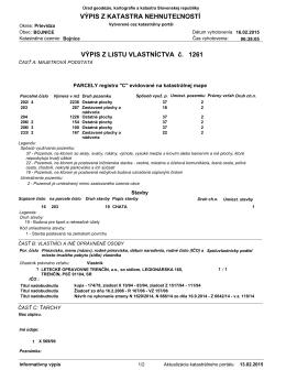 Dokumenty - Letecké opravovne Trenčín, as