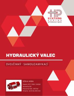 Hydraulický valec