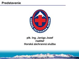 Organizácie HS - Asociácia horských záchranárov