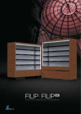 chladiaca vitrína · refrigerated cabinet · охлаждаемая витрина
