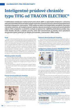 ETM 10-2010 - Tracon Electric