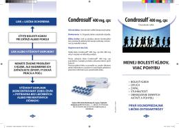 Condrosulf® Condrosulf®