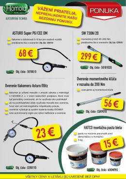 299€ - Homola.sk