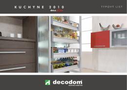 decodom® - PANAMA KUCHYNE