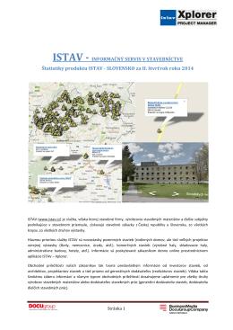SLOVENSKO za II. štvrťrok roku 2014