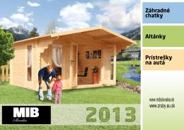atalog 2012 - MIB Slovakia