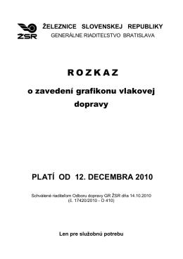 R O Z K A Z