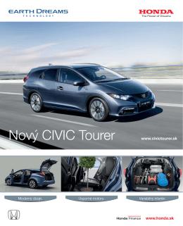 Civic Tourer Cenik V08 SK.indd