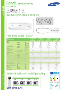 Katalóg Samsung AR 5000 GOOD 1 v PDF