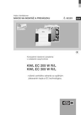 KWL EC 200/300 W