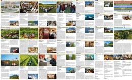 Mapa zážitkov a pôžitkov - Bratislavský samosprávny kraj