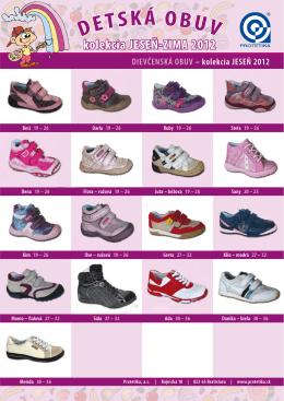 kolekcia JESEŇ-ZIMA 2012
