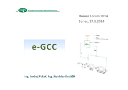 Grid Control Cooperation (GCC)