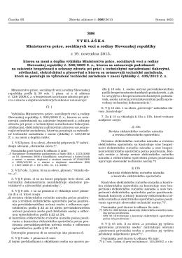 Čiastka 95/2013 (398)
