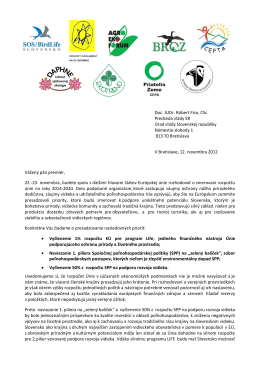 list EU rozpocet premierovi FINAL4.pdf - Vidiecky Parlament