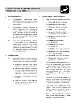 EXAM-klokan-podrobne-pravidla