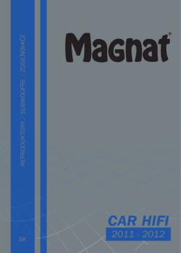 Magnat Car 2011 Sk.qxd:Layout 1