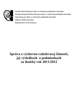 Stredná odborná škola pre ŽSPI