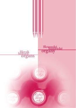 organs organy