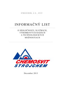 2013_12_Informačný list Strojchem