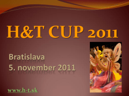 HT CUP 2010 - H&T Dance Group