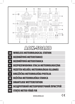 AOK-5018B - ElektroOdbyt.cz