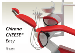 Chirana CHEESE® Easy