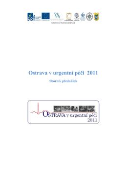 sborník Ostrava v urgentní péči 2011