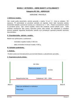 Národné pravidla RC XXL 2011_V10 _ 08-2013_