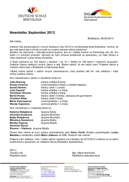 Newsletter September 2013 web SK