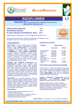 RIZOFLOWER L7 - PARTNER