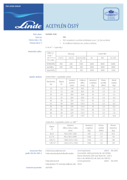 Acetylén čistý (PDF, 321,3Kb)