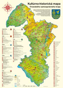 Kultúrno-historická mapa TTSK