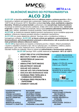ALCO 220 - mmcc.sk
