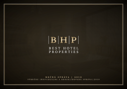 Výročná správa BHP 2010 - Ako