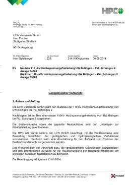 1_2_Geotechnischer Vorbericht BID2-SOG