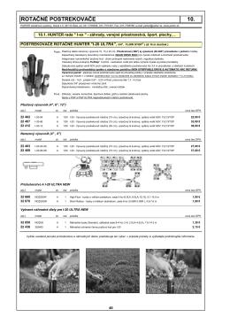 10.rotaČnÉ postrekovaČe (pdf - 636.59 kB)