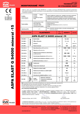ASPA ELAST G S4000 mineral -15