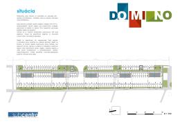 C - Bytový dom Domino