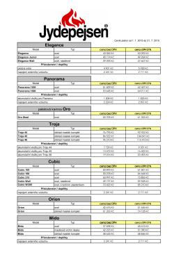2014.12.01 - MC ceník JYDEPEJSEN 2014_2015