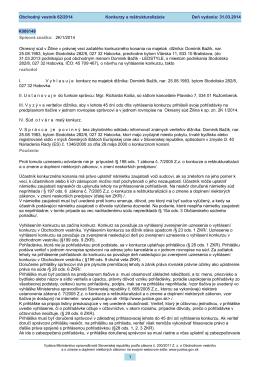 Dominik Bažík - Ministerstvo spravodlivosti SR