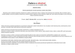 zmluva o združení z 27_02_2011 – zverejnenie na web