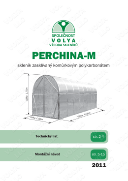 PERCHINA-M - Domacitechnika.cz