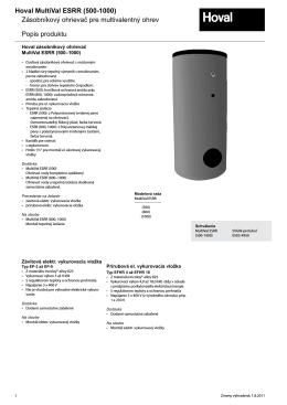 MultiVal ESRR katalog
