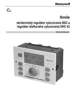 SMILE - Návod na obsluhu